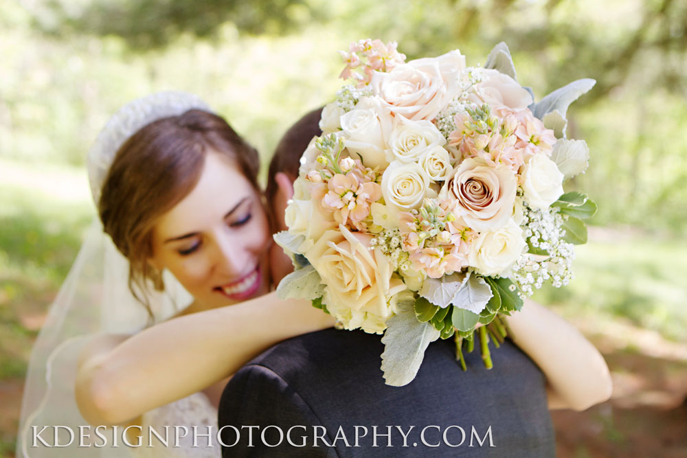 Romantic Bridal Bouquets