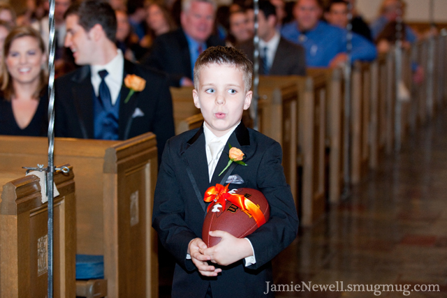 Ring Bearer & Ball Boy