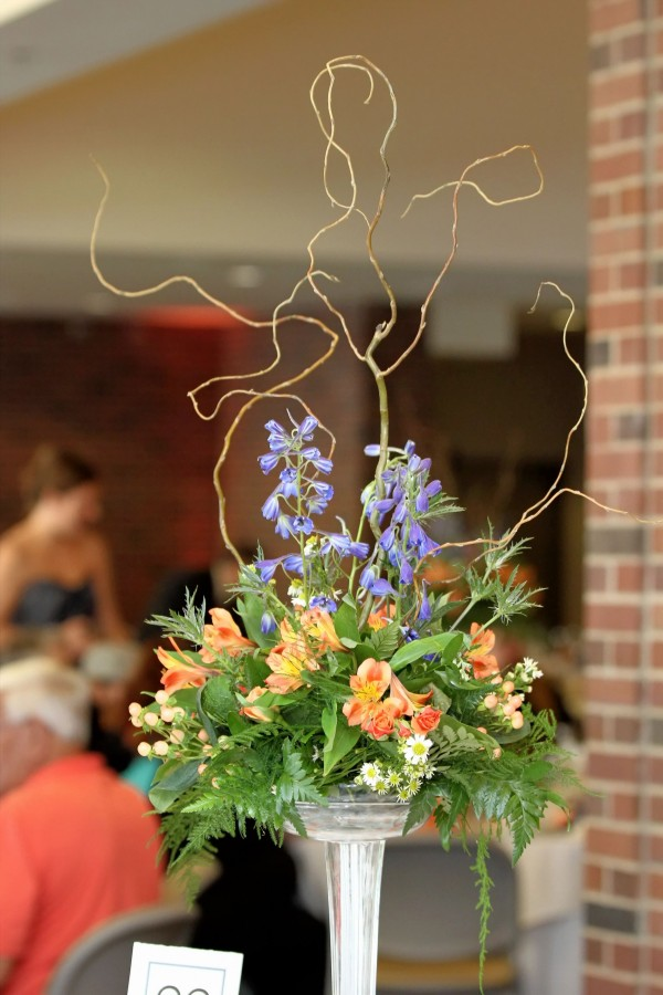 Illini Country Wedding - Blossom Basket