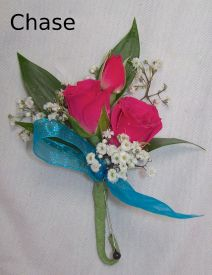 Chase Boutonniere