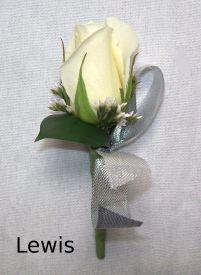 Lewis Boutonniere