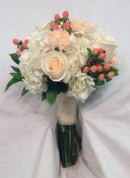 Wedding Flower by Blossom Basket