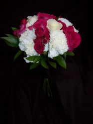 Real Wedding Bouquets By Blossom Basket Florist