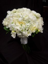Real Wedding Bouquets
