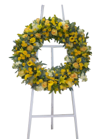 Sunshine Wreath of Remembrance