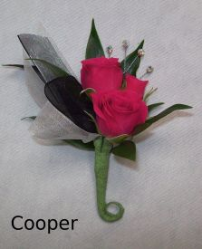 Cooper Boutonneire