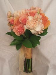 Wedding Flowers by Blossom Basket