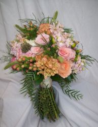 Custom Designed  Wedding Flowers