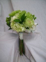 Custom Wedding Flowers By Blossom Basket