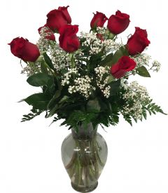 The Classic - Red Rose Dozen